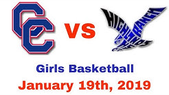 REPLAY  - Cherry Creek #4 Girls Basketball vs #2 Highlands Ranch