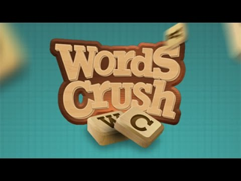 Words Crush Game Answers   YouTube Words Crush Game Answers