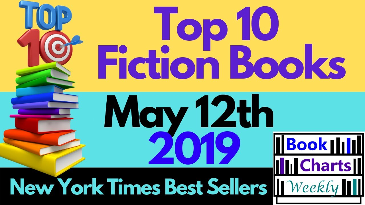 Top 10 Books to Read - FICTION: New York Times Best