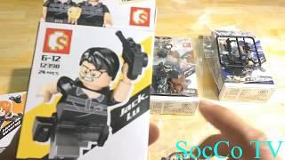 Đồ Chơi Lego Ninjago Mới Nhất - NinjaGo LEGO Toys For Kids