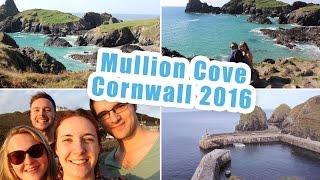 Mullion Cove, Cornwall holiday 2016