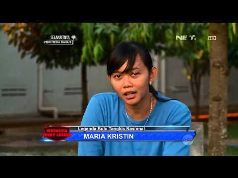 Indonesia Sport Legend - Maria Kristin - NET Sport