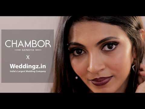 Chambor x Weddingz: Sangeet Look | Makeup Tutorial