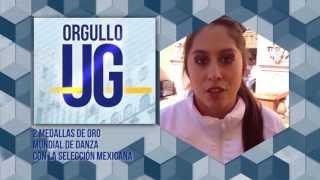 ORGULLO UG - LARISA DIOSDADO