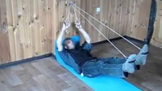 Несколько упражнений для тренажёра