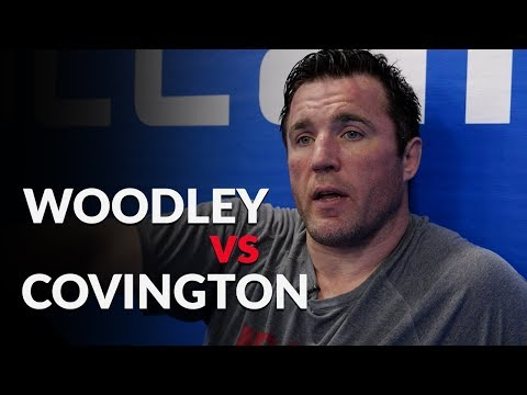 Colby Covington vs Tyron Woodley at UFC 230 Madison Square Garden?