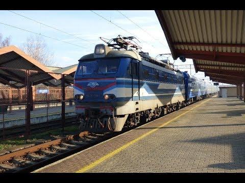 [UZ] Lwów-Express i Odessa-Express na Przemyślu Głównym
