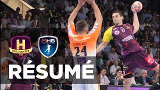 Nantes-Montpellier, le résumé | J04 Lidl Starligue 18-19