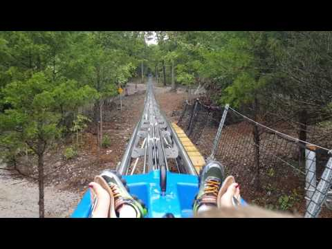 Runaway Mountain Coaster Branson,MO.