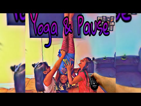 Yoga Pause Challenge #😱