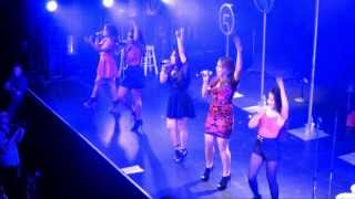 Fifth Harmony Performs Miss Moving On LIVE Best Buy Theater NYC 2013