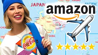 AMAZON'S TOP-RATED TRAVEL PRODUCTS | 2019...tokyo Vlog!