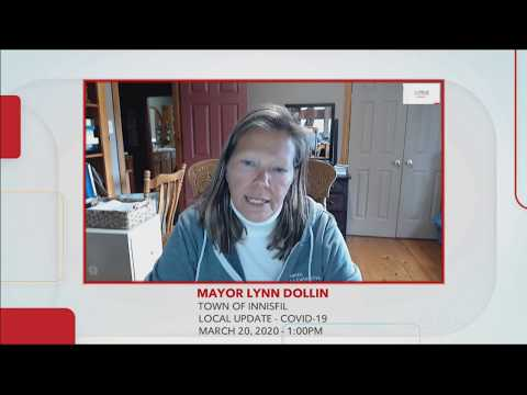 Mayor Lynn Dollin - Rogers TV