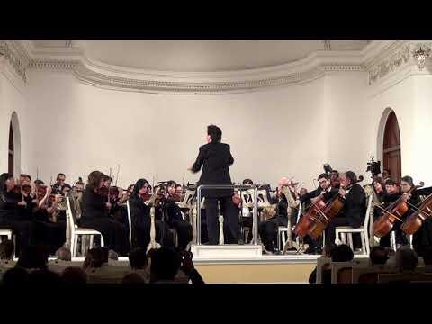Хобарт Эрл Концерт Симфонического Оркестра/Hobart Erl Simfonik Orkestr Konserti
