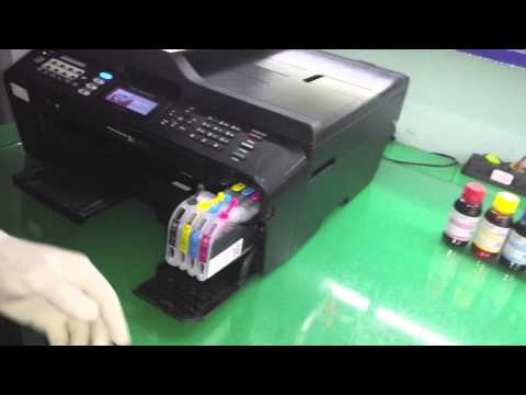 Brother MFC-J5720DW Colour Inkjet MFP Review | Doovi