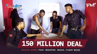 BreakingNEWS Julius Agwu  Buchi hit 150million Deal