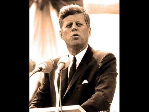 JFK'S SPEECH AT THE AFL-CIO CONVENTION IN MIAMI, FLORIDA (DECEMBER 7, 1961)