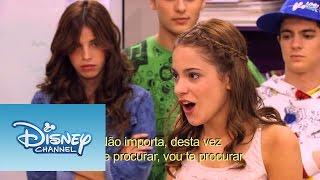 Violetta: Momento musical - Violetta e Leon cantam ¨Voy por ti¨