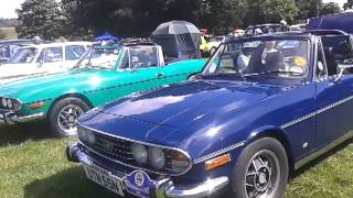 raby castle car show 2013 e2
