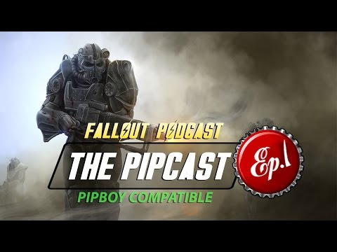 THE PIPCAST | Fallout Podcast Ep.1 [Monopoly, Season Pass, and More]