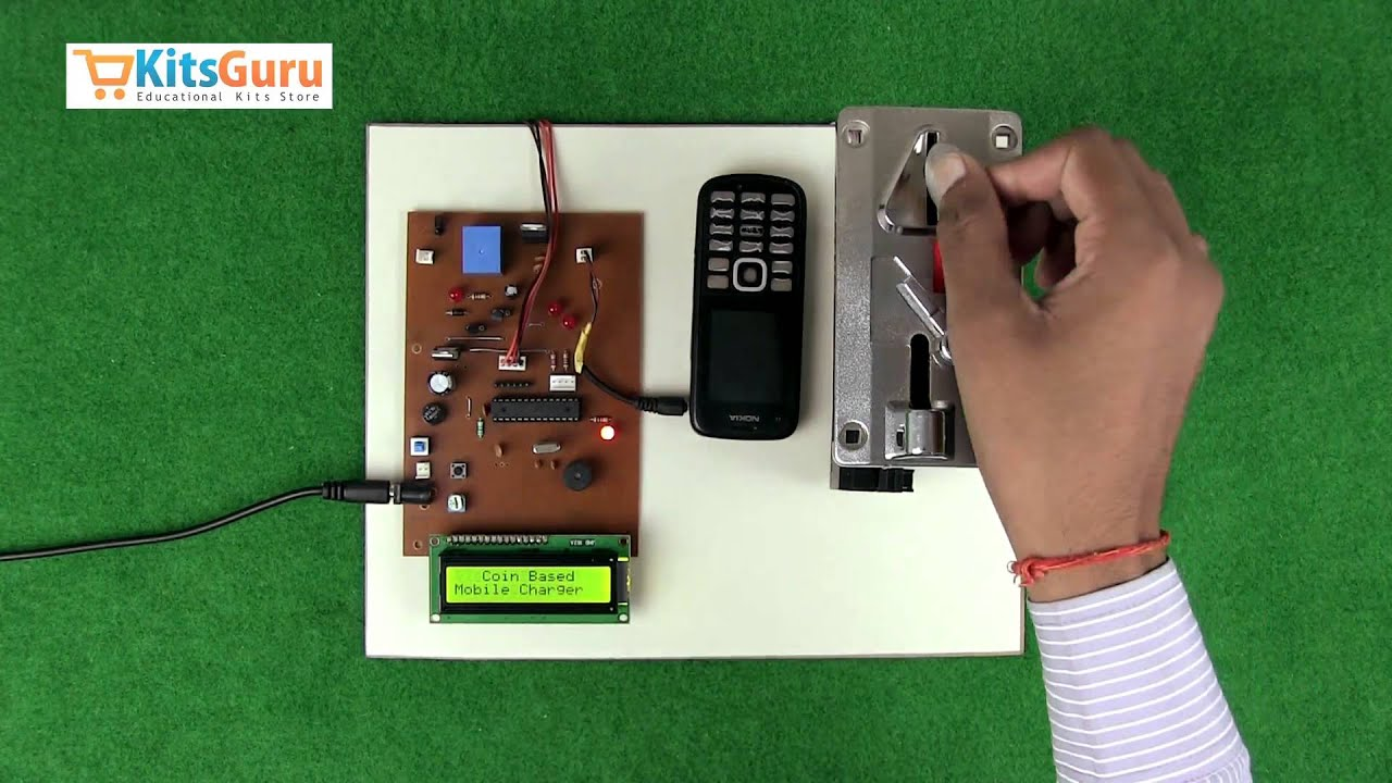 circuit diagram year 2 coin based mobile charger by kitsguru com lgec164 youtube  coin based mobile charger by kitsguru com lgec164 youtube