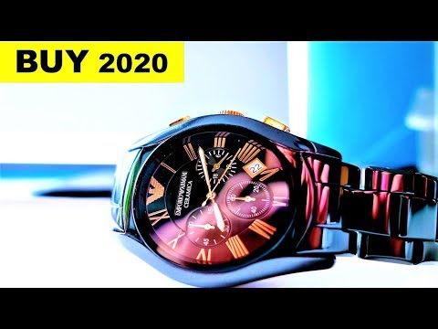 Top 5 Best Armani Watches To Buy 2020 | Best Armani Watches