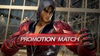 Tekken 7 PS4 Jin Arcade Playthrough