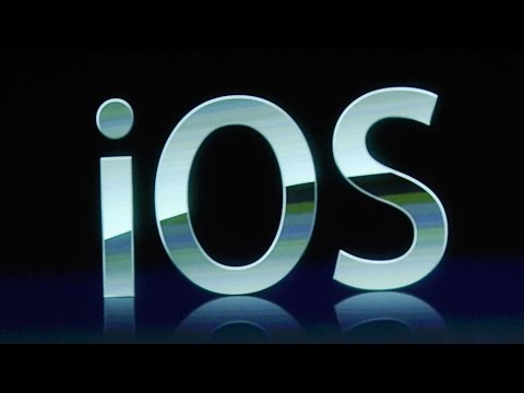 History of IOS 2007 2016 IOS 10 is not a rumor