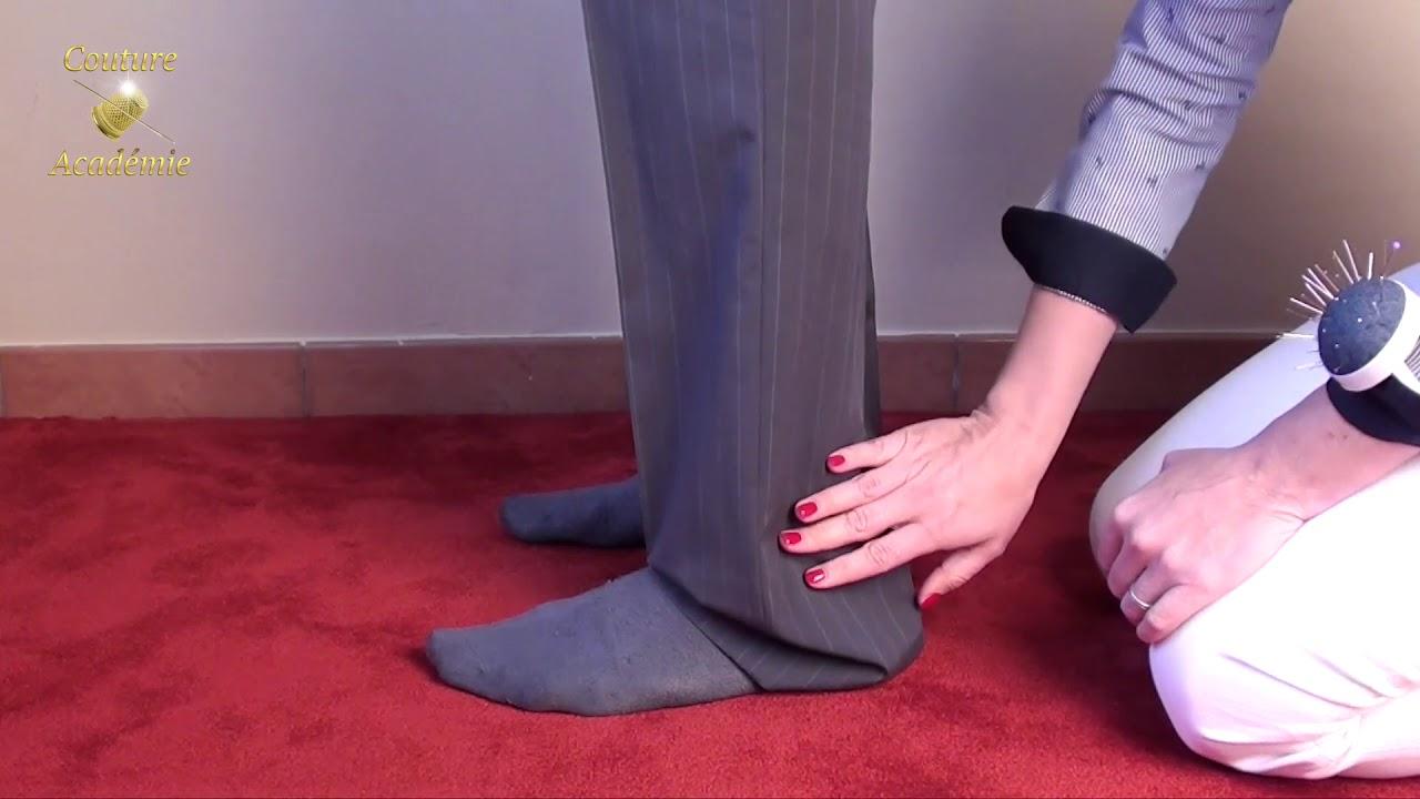 Comment mesurer un ourlet de pantalon 📍👖✂ . COUTURE ACADÉMIE 2835d301a97e