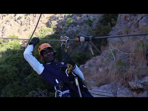 Swaziland Adventure - Canopy Tour