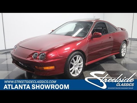 1999 acura integra prostreet for sale 4373 atl youtube. Black Bedroom Furniture Sets. Home Design Ideas