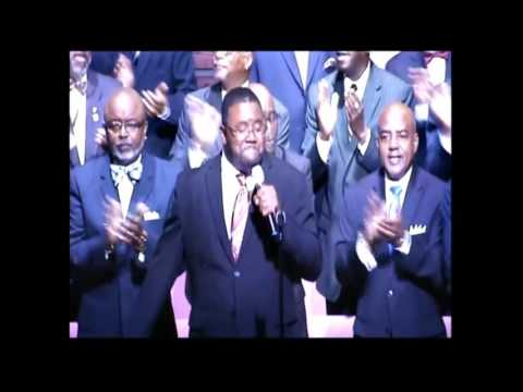 Men of Praise He Laid His Hands on Me by...