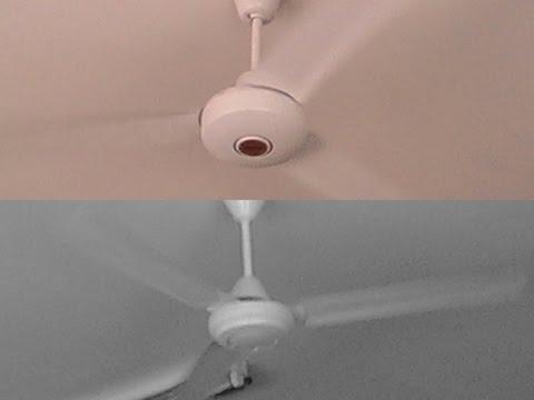 Panasonic kdk industrial ceiling fans youtube panasonic kdk industrial ceiling fans aloadofball Gallery