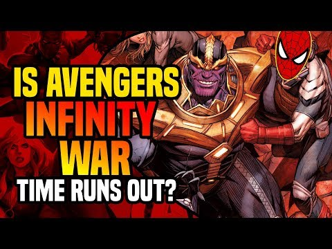 "Avengers Infinity War: Does The Film References Most Of Its Plot From The Event ""Time Runs Out""?"