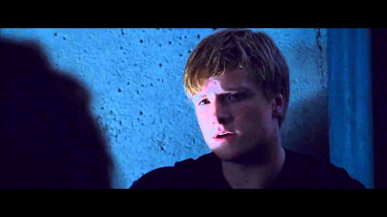 The Hunger Games Peeta And Katniss Night Before The Games Hd