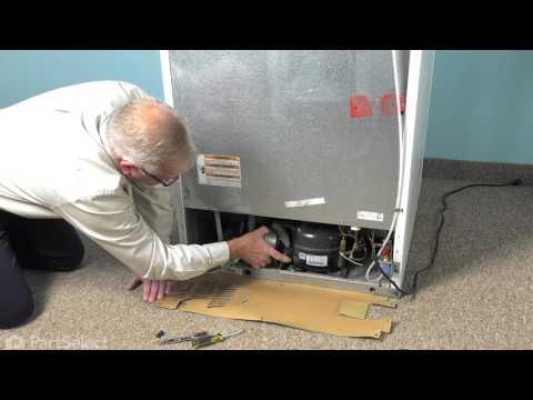 Fridge Warm? Fridge Leaking? Drain Frozen? Permanent FIX! from YouTube · Duration:  3 minutes 33 seconds