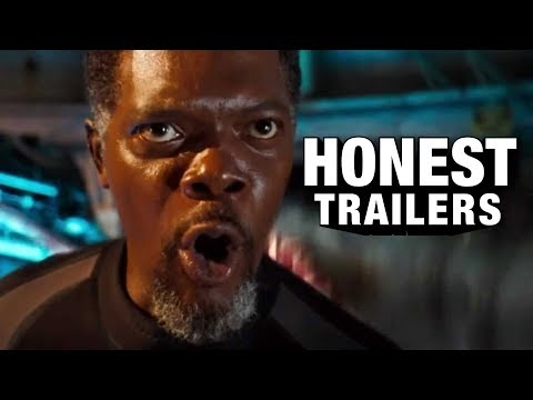 Honest Trailers - Deep Blue Sea