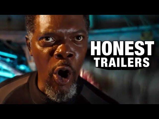 Honest Trailers - Deep Blue Sea