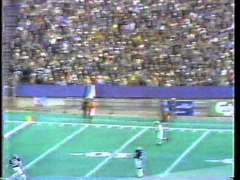 1983 CFL Eastern Final - Argos vs. Tiger-Cats, Part 3