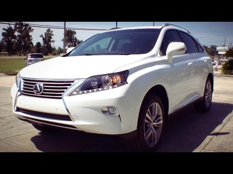 2015 lexus rx 350 full review start up exhaust youtube. Black Bedroom Furniture Sets. Home Design Ideas