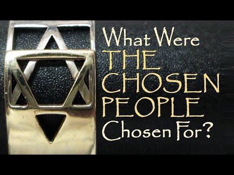 What Were The CHOSEN PEOPLE Chosen For? (Jews for Judaism, Passover, Shabbat, Torah, Israel, Shoah)