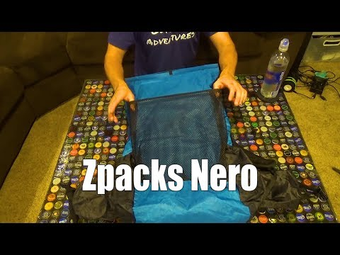 Zpacks Nero First Looks (Not a Review)