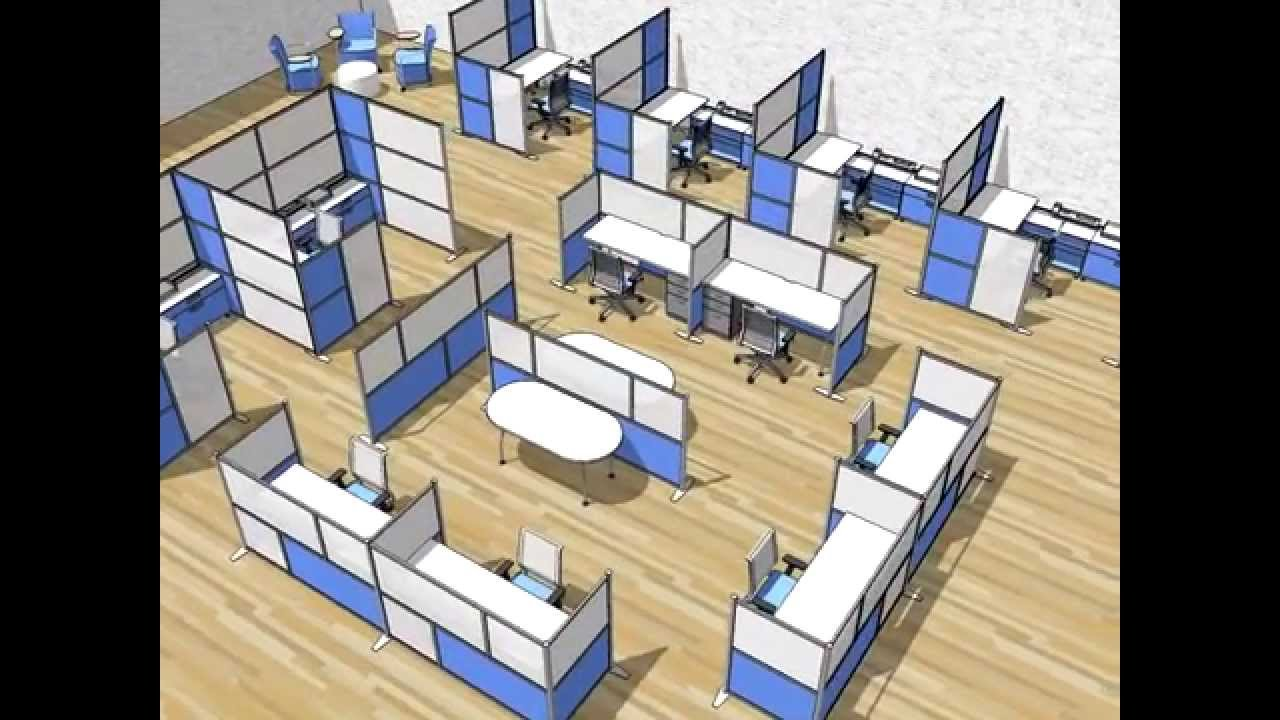 Modern office dividers partitions by for Office dividers modern