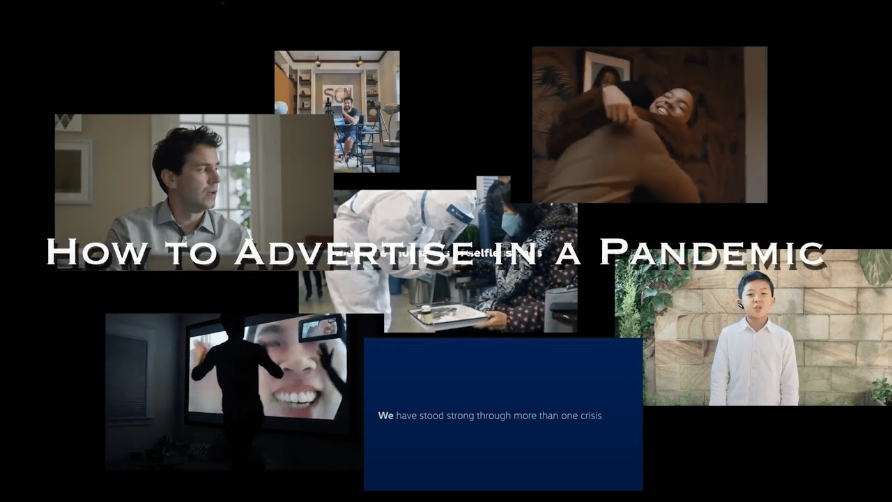 Episode 2: How to Advertise in a Pandemic