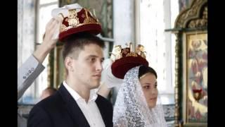 Екатерина  Токарева, Юрий Слободян  Венчание