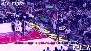 Horford Chases Winslow Down For Big Block | BASKETBALL VINES