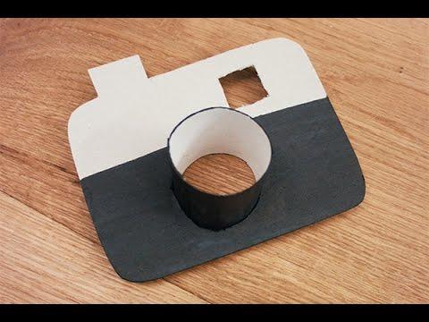 bricolage l 39 appareil photo youtube. Black Bedroom Furniture Sets. Home Design Ideas