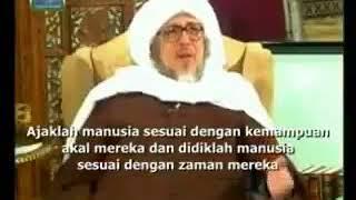Tawasul Sesat nan Bid'ah? Skakmat al-Habib Prof. Dr. Muhammad Alawy al-maliki