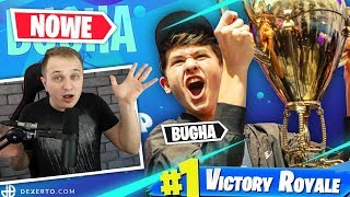 """reakcja na OFICIALNY film EPIC GAMES - """"Bugha - Stories from the Battle Bus"""""""