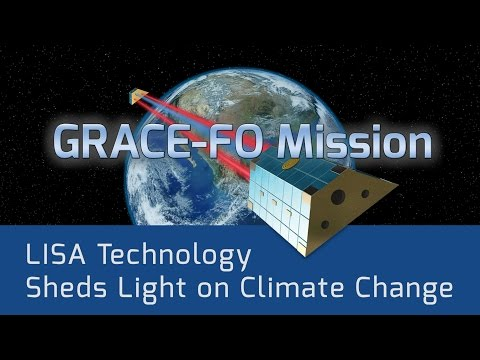 LISA Technology Sheds Light on Climate Change: GRACE-FO Mission